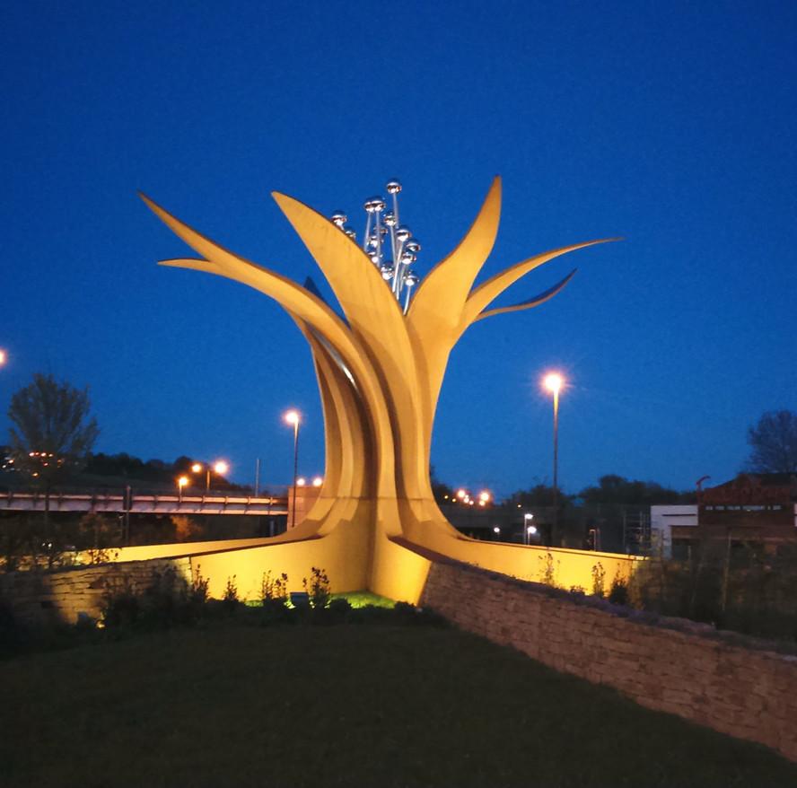 Better lights at Hornsbridge