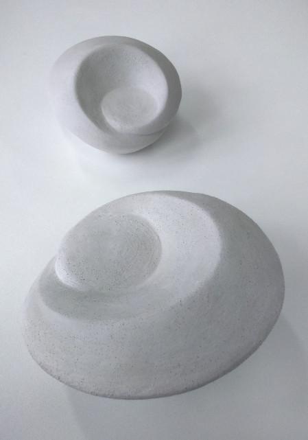 Swirly Cup/Shell Seats