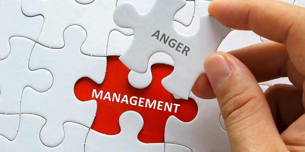 Managing Anger (22.06.21, 23.06.21 & 29.06.21)