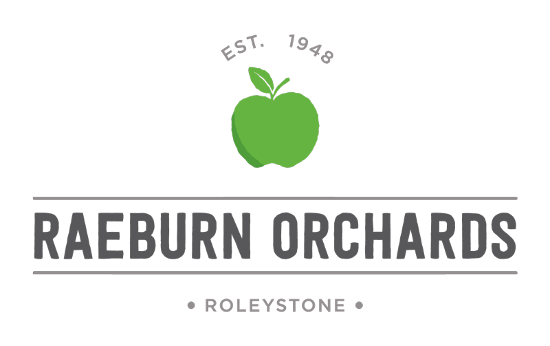 Raeburn Orchards Logo