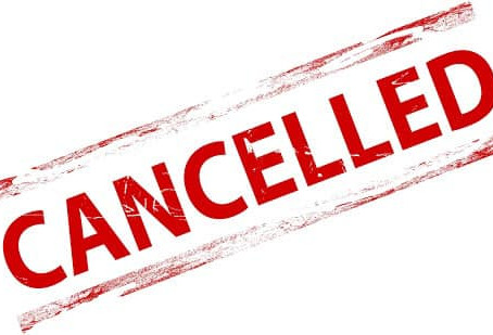 Block Watch Meeting Cancelled - Wednesday, November 18, 2020