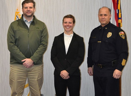 NPD Adds Two More to the Patrol Division