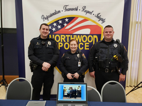 NWPD now hiring for the position of Patrolman