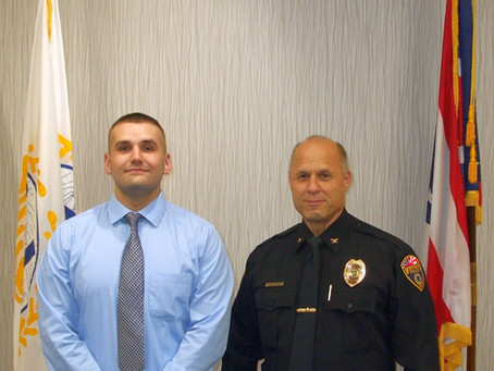 NPD Hires New Patrolman