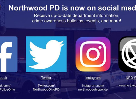 NPD is now on Twitter and Instagram!