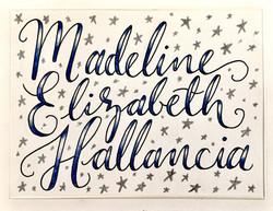 Madeline Elizabeth