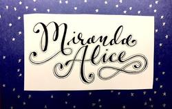 Miranda Alice