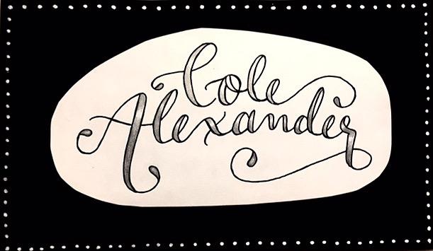 Cole Alexander