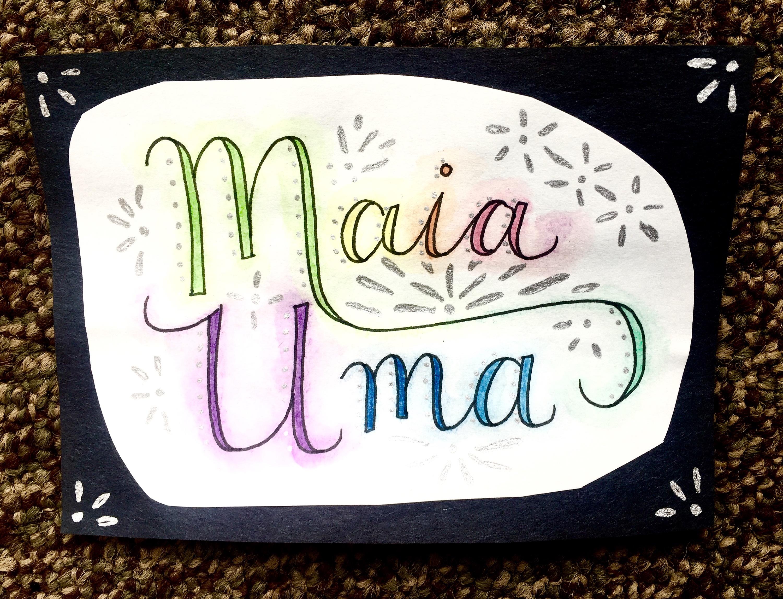 Maia Uma