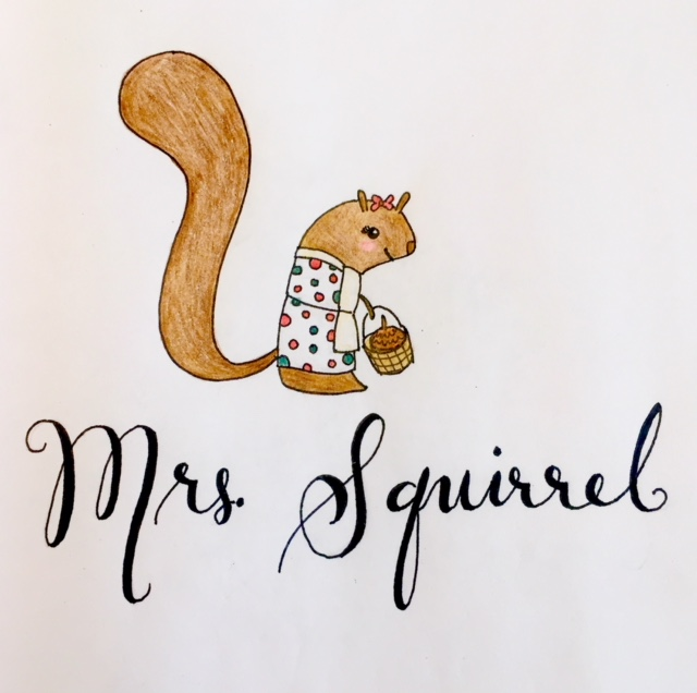 Mrs. Squirrel