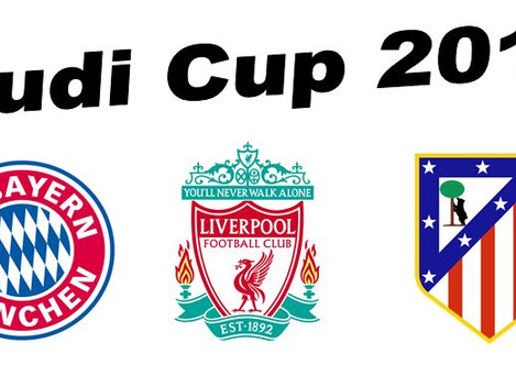 Audi Cup 2017 - poslední volná místa