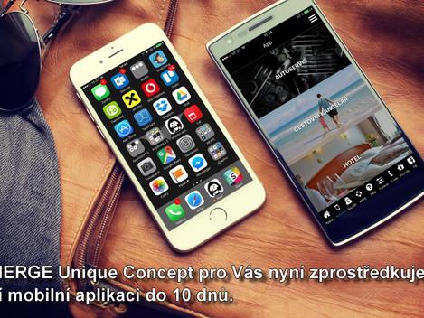 Mobilní aplikace za skvělou cenu