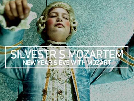 Silvestrovský galavečer s Mozartem