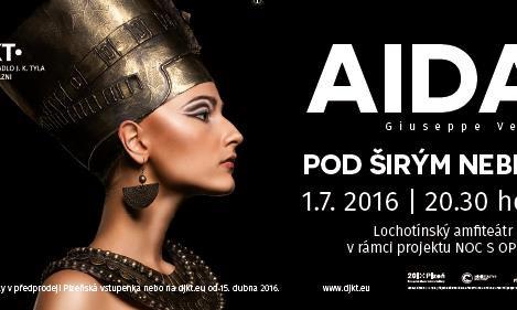 Verdiho opera Aida