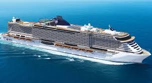 Nejnovější a nejluxusnější výletní loď nové generace