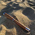 Ručně vyráběná dřevěná pera