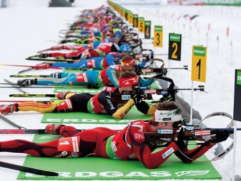 Biatlonové mistrovství světa