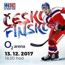 ČESKO - FINSKO 13.12.2017