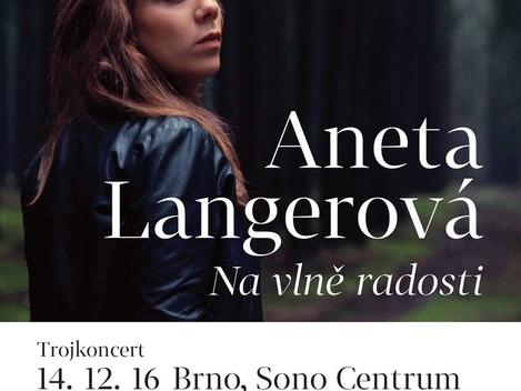 Na vlně radosti s Anetou Langerovou