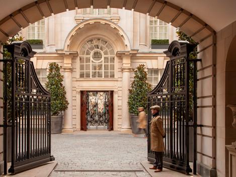 Londýn i panství Downton Abbey