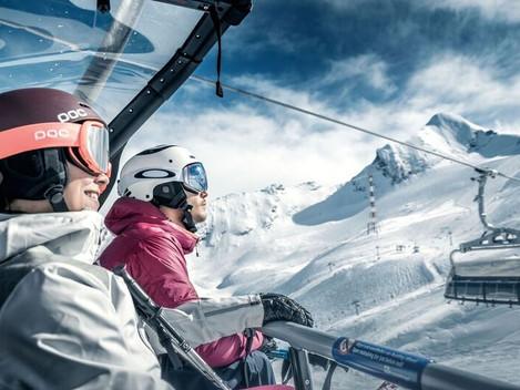 S dětmi na lyže