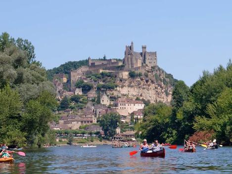 Francouzská Dordogne