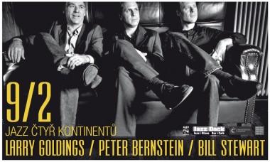 Larry Goldings & Peter Bernstein Trio