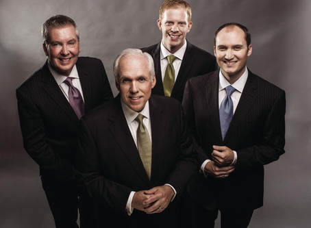 Southern Gospel Singing Featuring The Mark Trammell Quartet