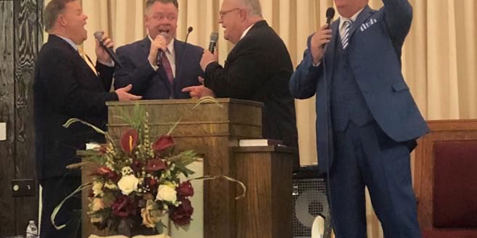 Southern Gospel Singing Featuring the Old-Time Preachers Quartet