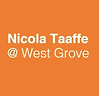 Nicola Taaffe at west Grove Logo