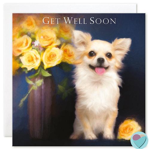 Get Well Card 'GET WELL SOON'
