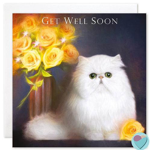 Get Well Soon Card 'GET WELL SOON'