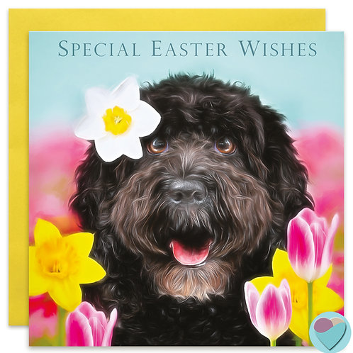 Easter Card SPECIAL EASTER WISHES