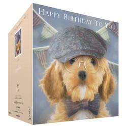 Cockapoo Dog Birthday Card