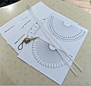 Formation, stage sourcier, Baguette de sourcier