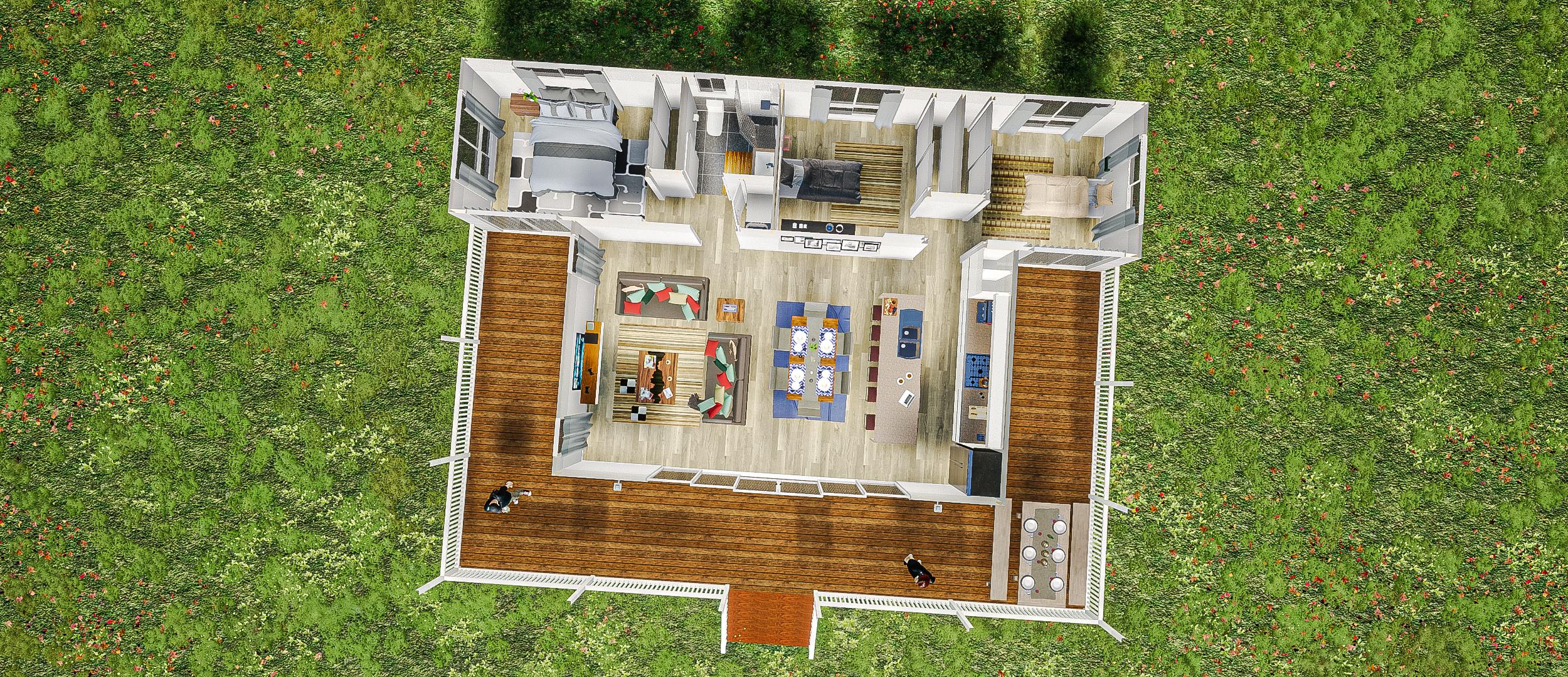 GF 7 Floorplan