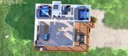 TORRENS BPC GF 3 - granny flats, kit homes, drafting, raised homes, building, new homes