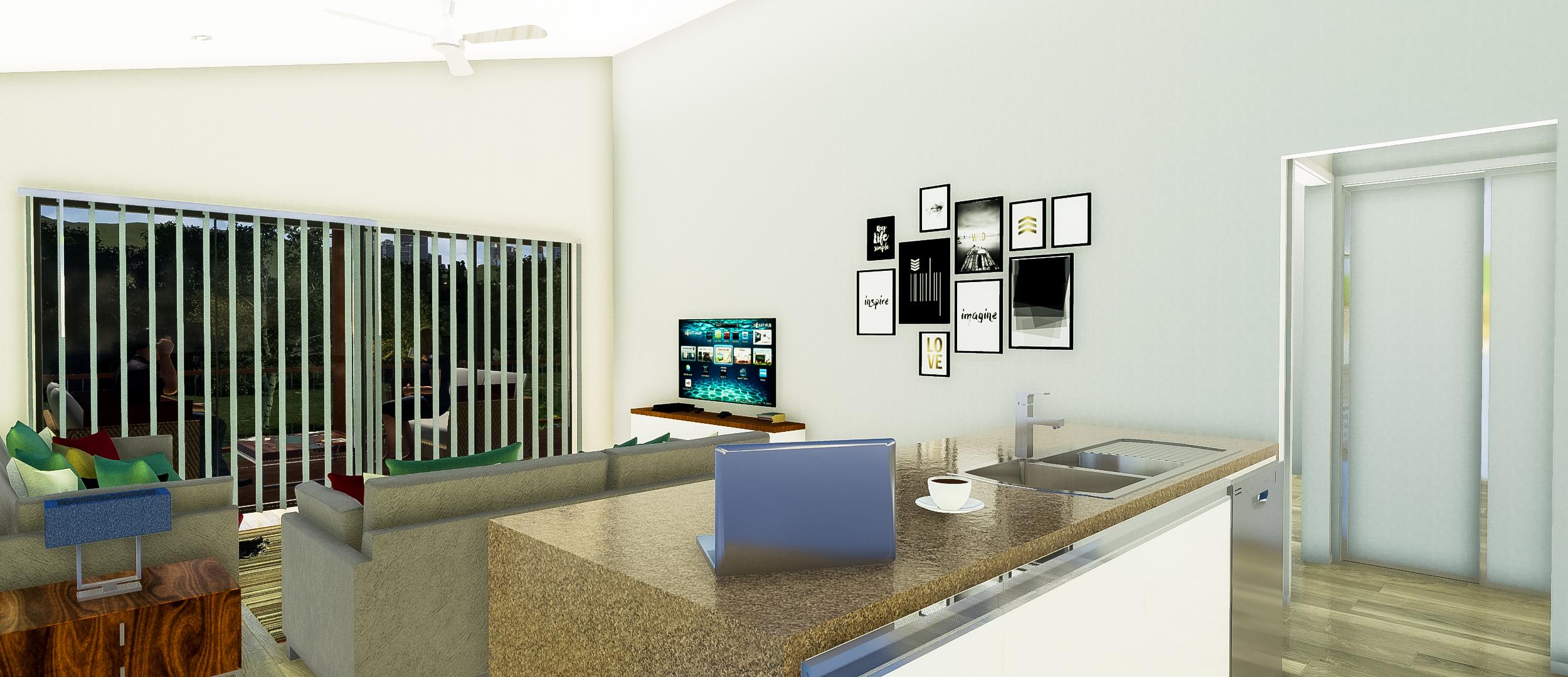 GF 3 interior