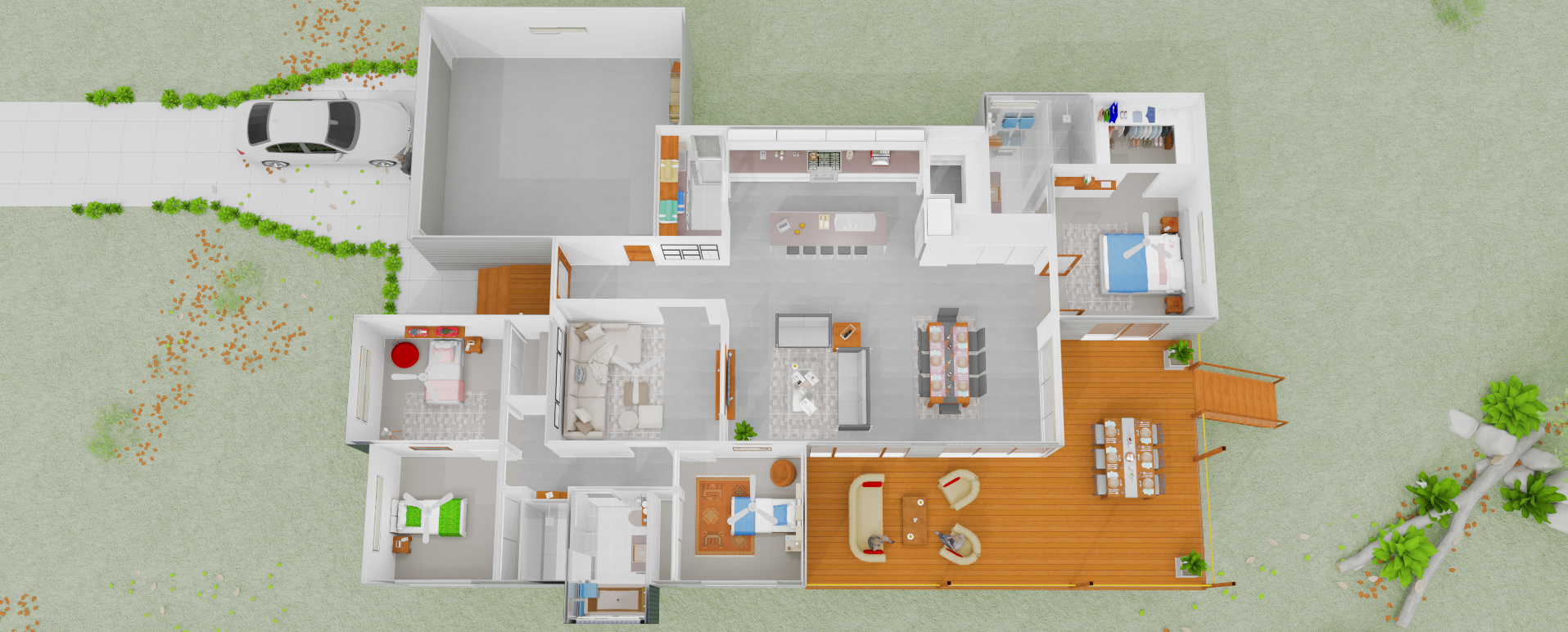 Buddina v1.1 floorplan