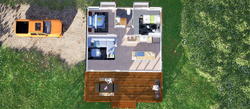TORRENS BPC GF 10 - granny flats, kit homes, drafting, raised homes, building, new homes