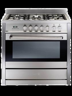 Technika 900mm freestanding oven TU950TME8