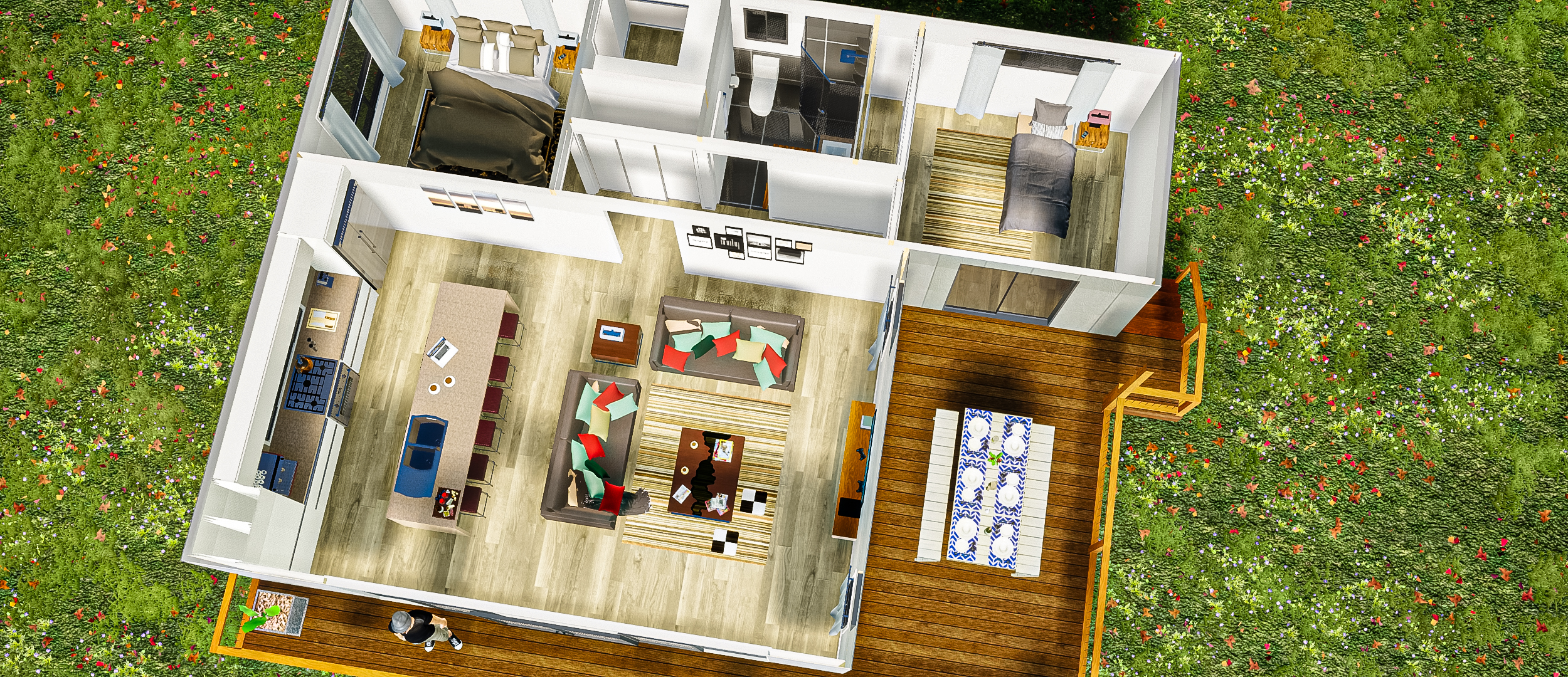 GF 4 floorplan