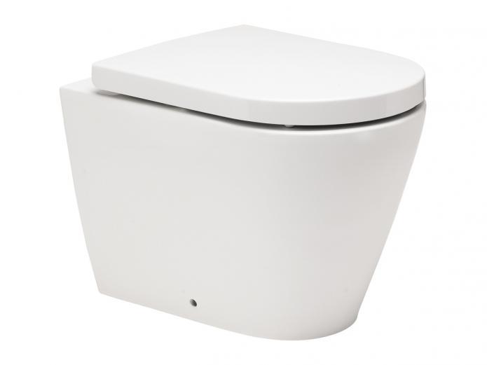 Kado concealed toilet