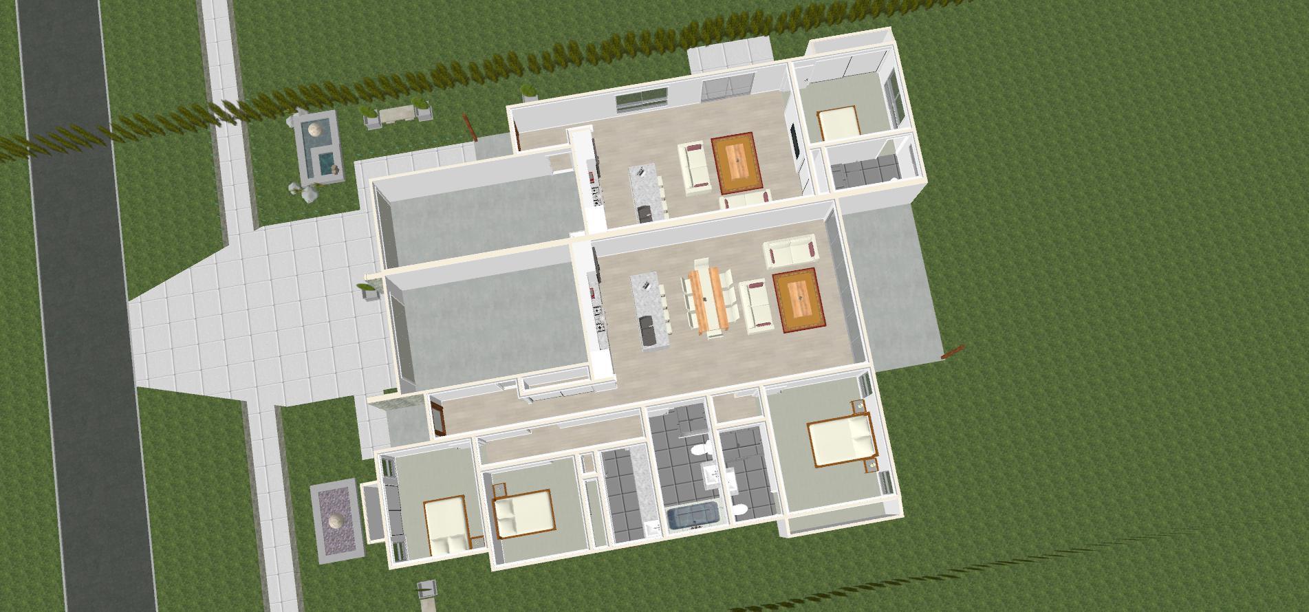 Verona v2.3 3D floorplan