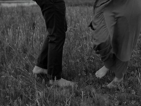 Black & White Engagement Film | Miryam + Tommy | Jacksonville, FL