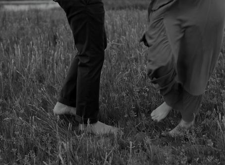 Black & White Engagement Film | Brandy + Tommy | Jacksonville, FL