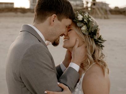 Intimate Beach Wedding | Mark + Shelley | St. Augustine, FL | Full Film