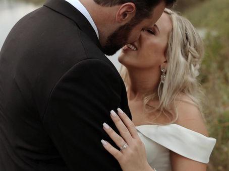Lauren + Julian | Intimate Wedding Teaser Film | Ponte Vedra Beach, FL
