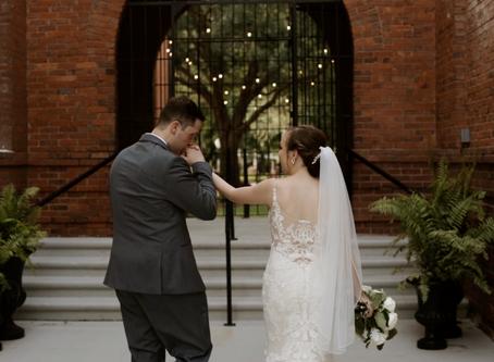 Allison + Nick | Venue 1902 Wedding Video | Sanford, FL | Teaser