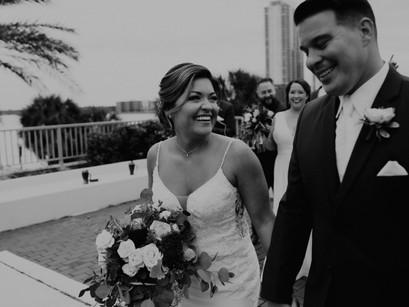 Downtown Wedding | Jacksonville, FL | Kayla and Kris